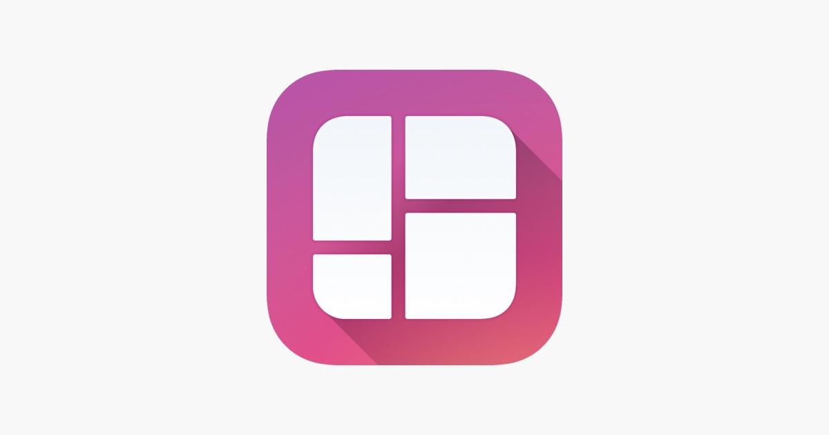 Pic Jointer Bilder Collagen im App Store