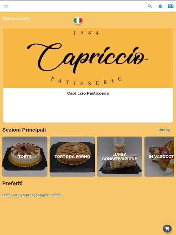 Capriccio Pasticceria screenshot 4