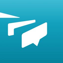 Ícone do app Twist: mensagens em equipe