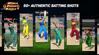 World Cricket Battle screenshot #3