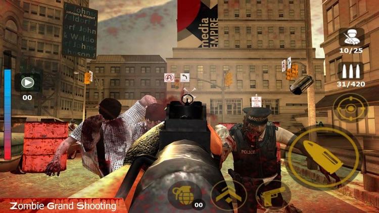 Zombie War - Dead Killer
