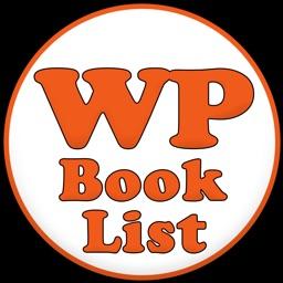 WordPress Book List