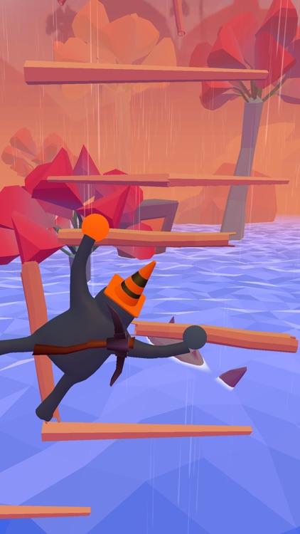 Clumsy Climber screenshot-4