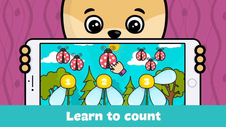 Baby games for 2 - 4 year olds screenshot-0