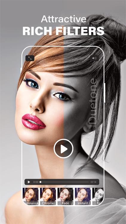 Slow Motion Video Edit screenshot-3