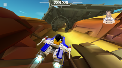 LEGO® Star Wars™ Microfighters screenshot 1