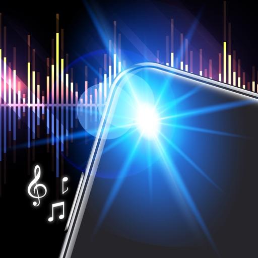 MP3 Flash - Music Strobe Light