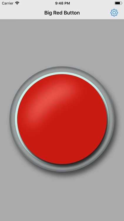 My Big Red Button