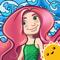 App Icon for StoryToys Little Mermaid App in Belgium IOS App Store