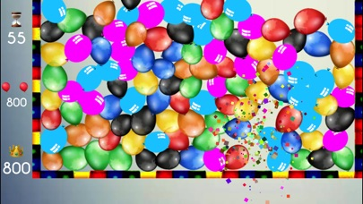 Pop and Tap Balloons Match screenshot 2
