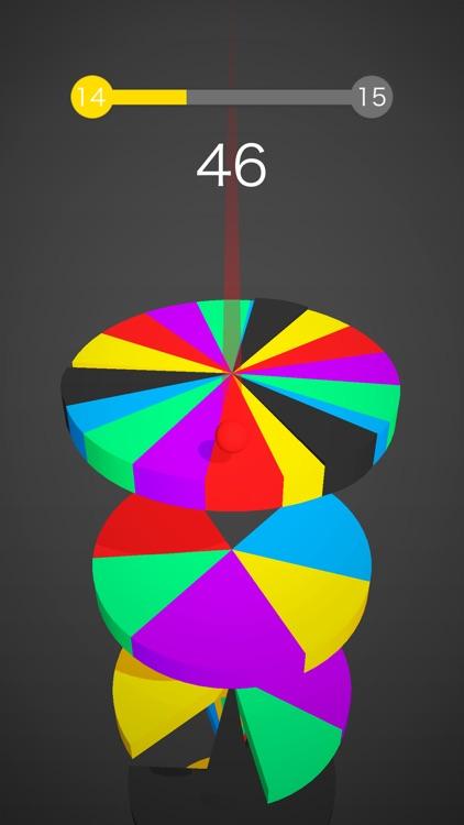 Helix Switch - Color Ball Jump screenshot-3