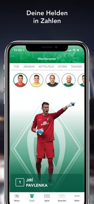 Mein Werder Screenshot