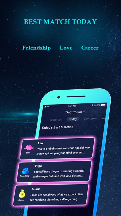 Horoscope - Daily Zodiac screenshot-3