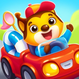 Car games for kids 2 years old