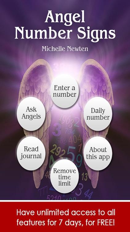 Angel Number Signs