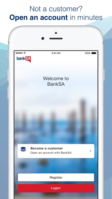 Download BankSA Mobile Banking for Pc