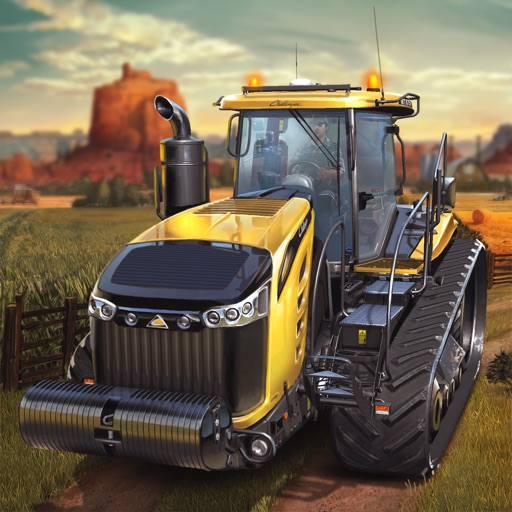 Download Farming Simulator 18 free for iPhone, iPod and iPad