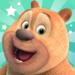 熊大熊二向前冲-熊出没之熊熊乐园正版跑酷游戏