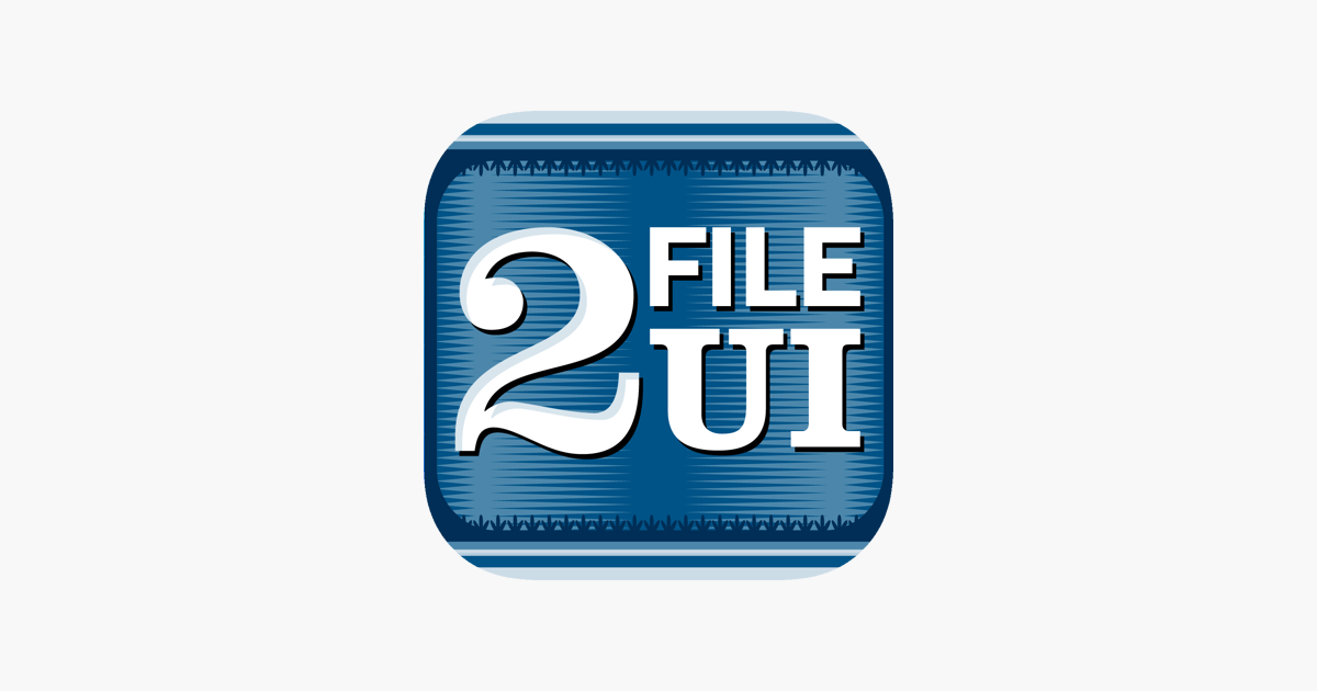 2 File Ui On The App Store