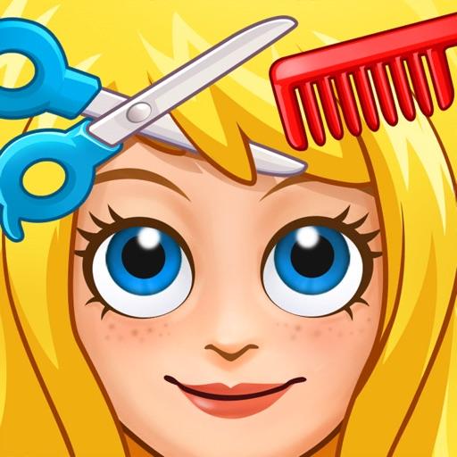 Hair Salon Hairstylist game