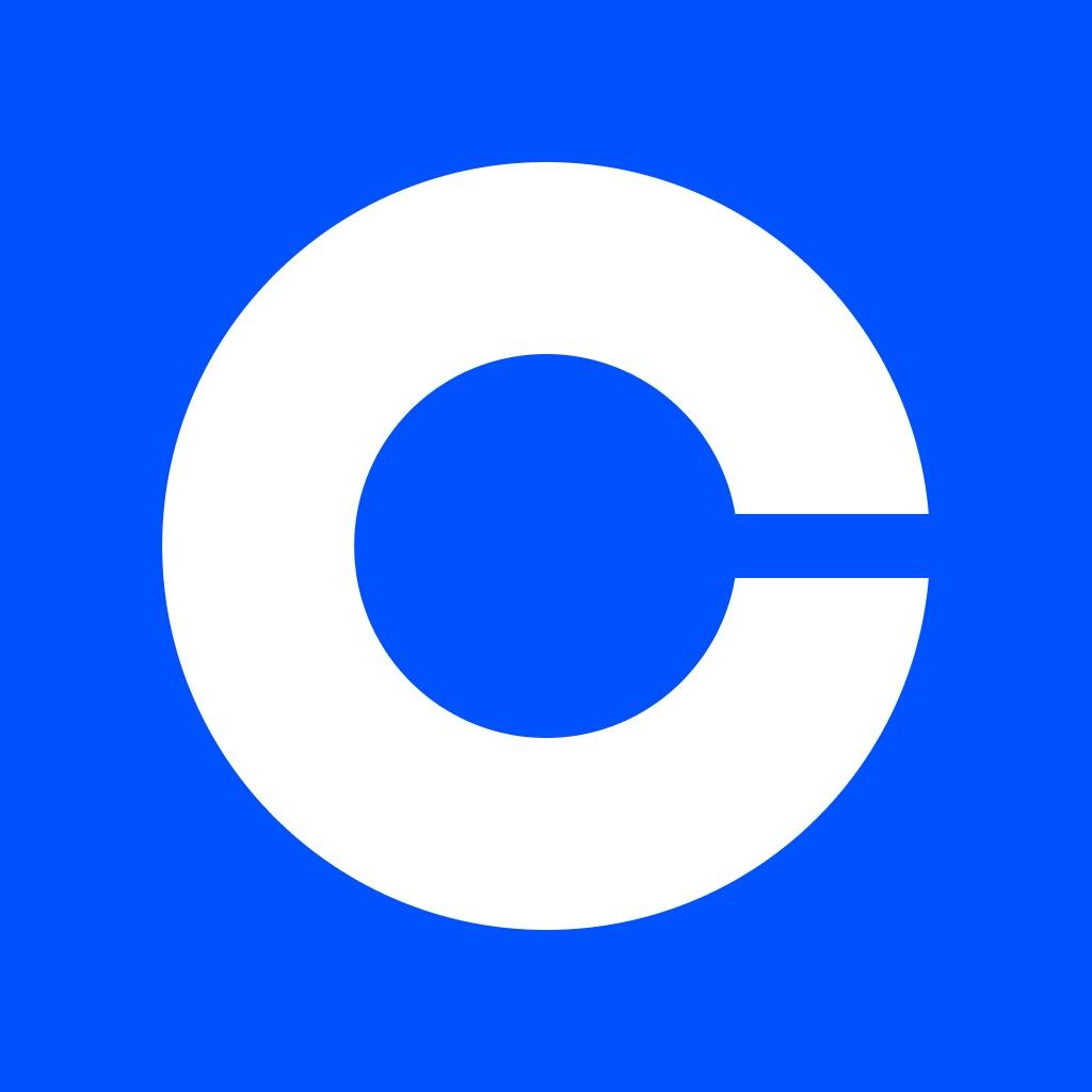 Coinbase – Buy & sell Bitcoin logo