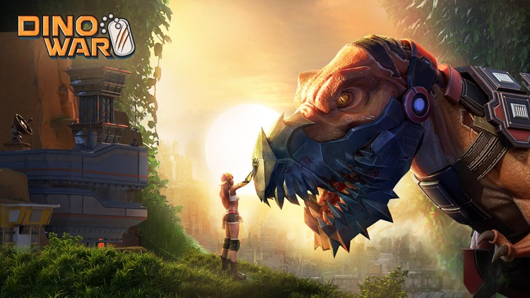 Dino War: Rise of Beasts screenshot-0