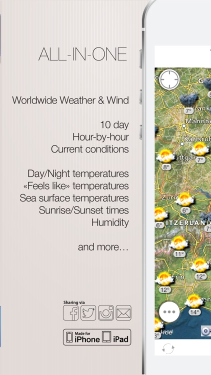 World Weather Map Live