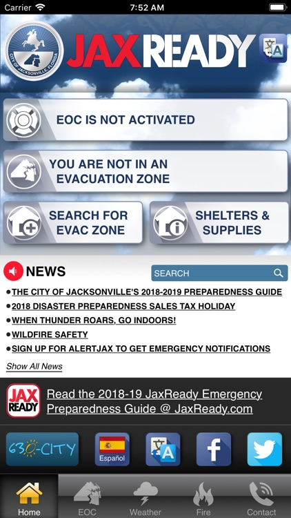JaxReady screenshot-0