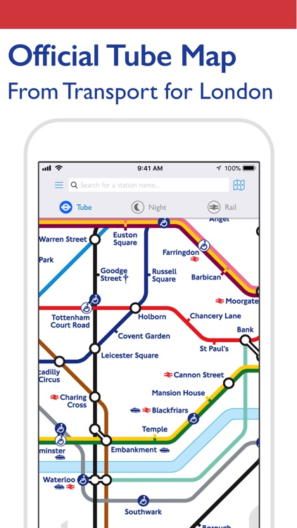 Tube Map - London Underground screenshot-0