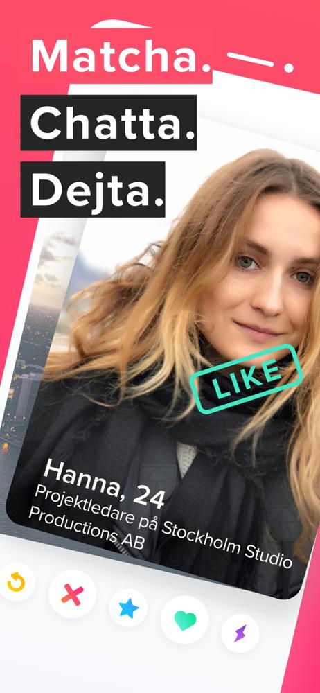 chatta och dejta online i sweden