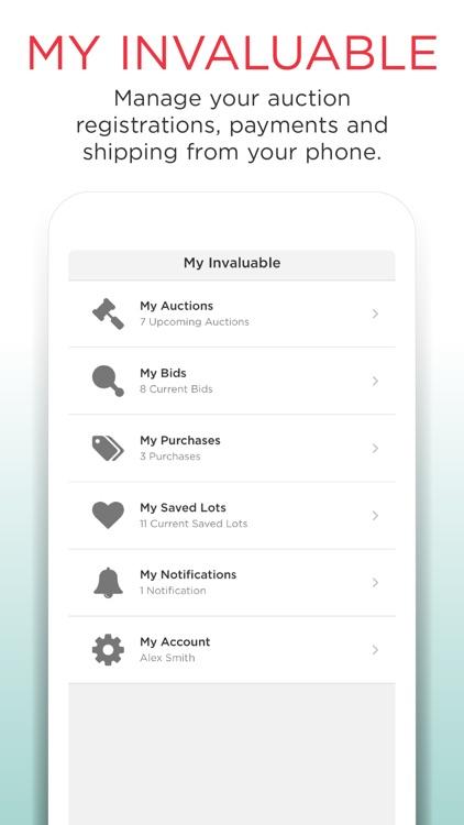 Invaluable screenshot-5