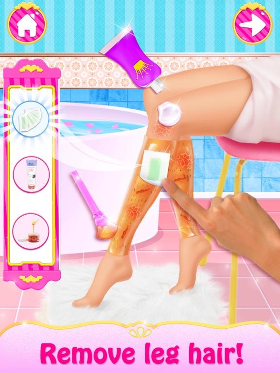 jeux de relooking: salon