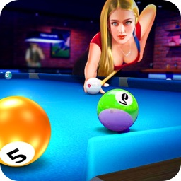 Snooker Billiards Ball Pool 3D