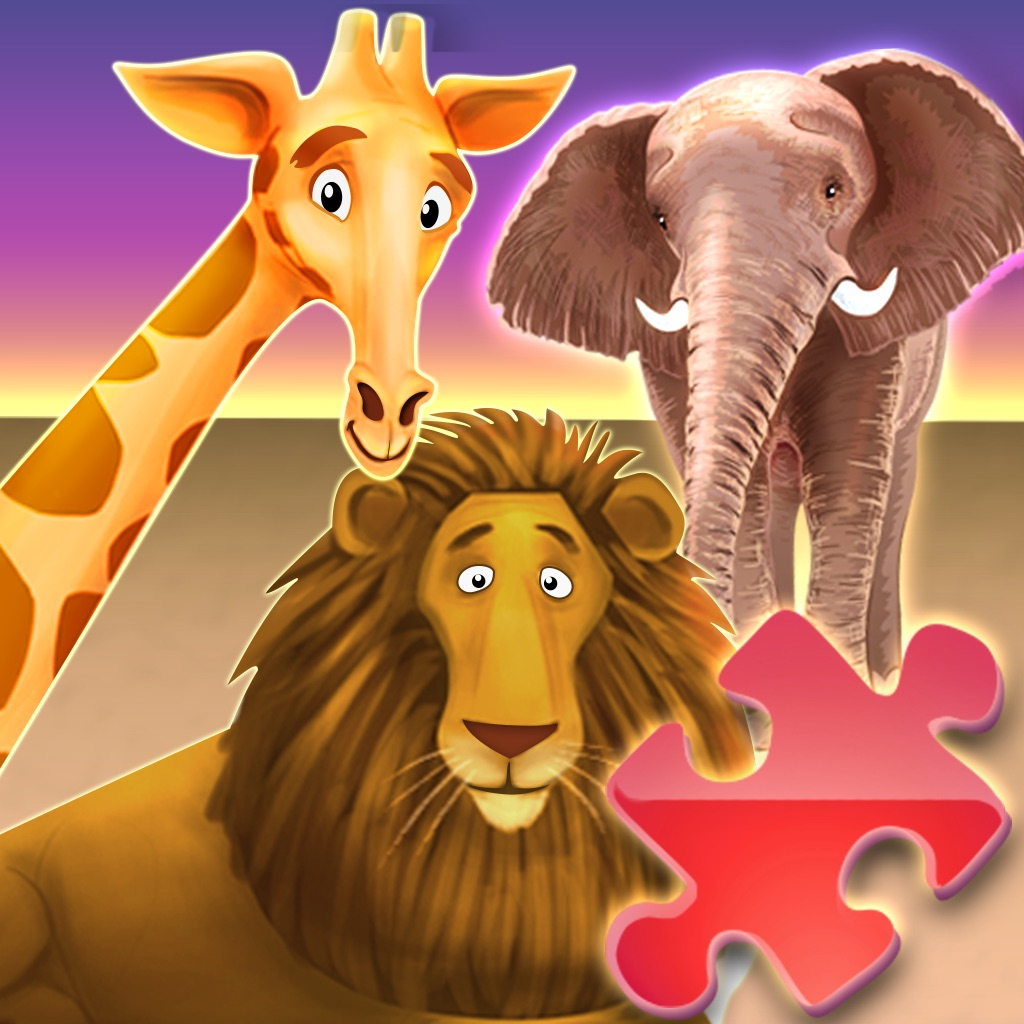 Animal Zoo Puzzles hack