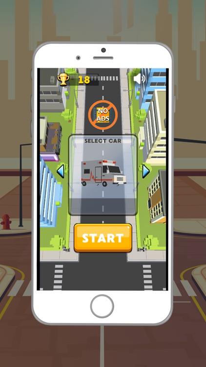 Red Light Go Stop Racing screenshot-1