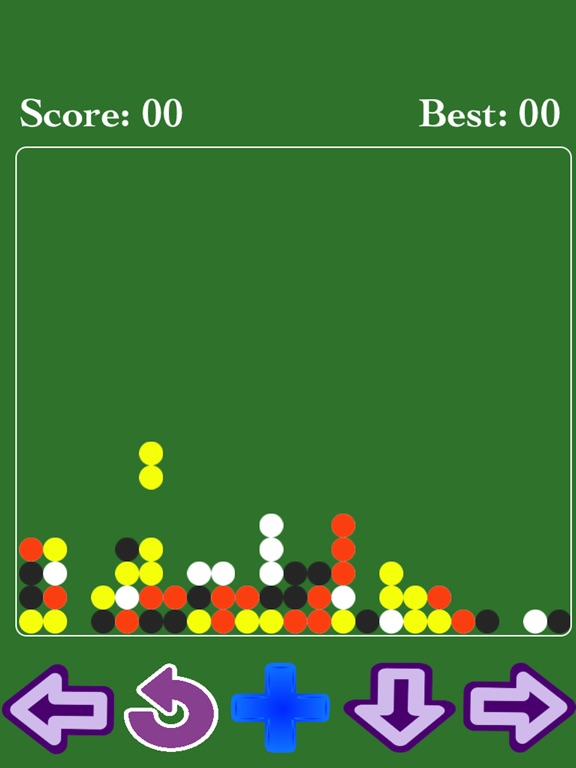 Balls 4 in a Row Game screenshot 6
