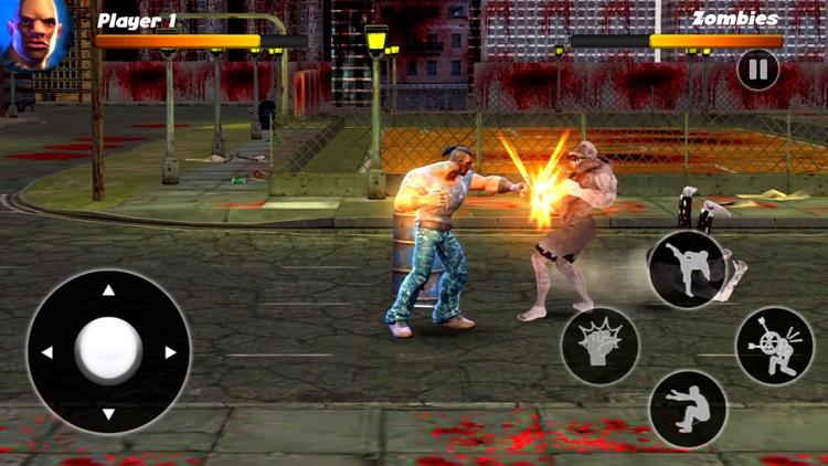 Zombies Street Action Hero 18