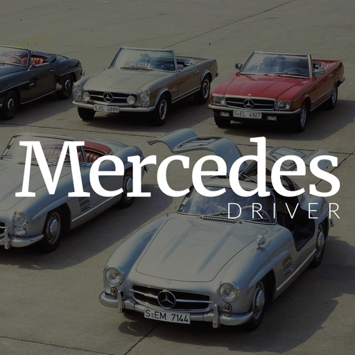 Mercedes Driver for iPhone