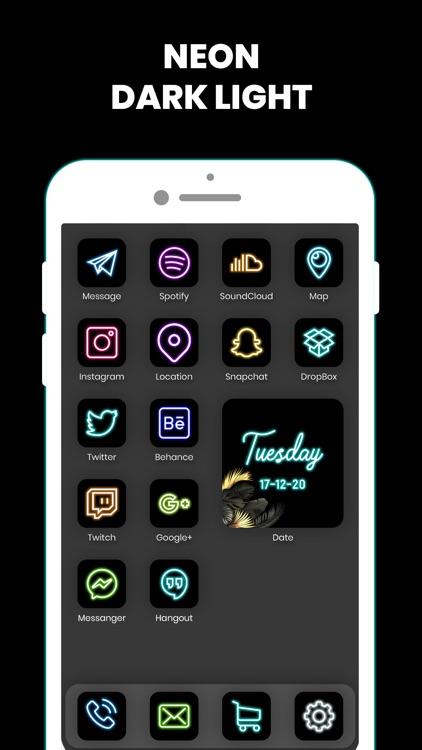 Icon Changer Custom Theme screenshot-6