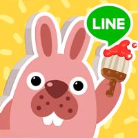 LINE Corporation - LINE ポコパンタウン -PPT- artwork