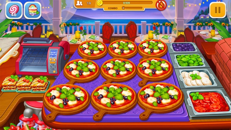 Cooking Frenzy® Crazy Chef screenshot-3