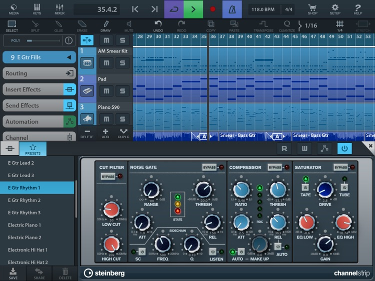 Cubasis 2 screenshot-6
