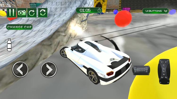Nextgen Car Crash Racing screenshot-4