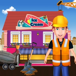 Build A Ice Cream Shop