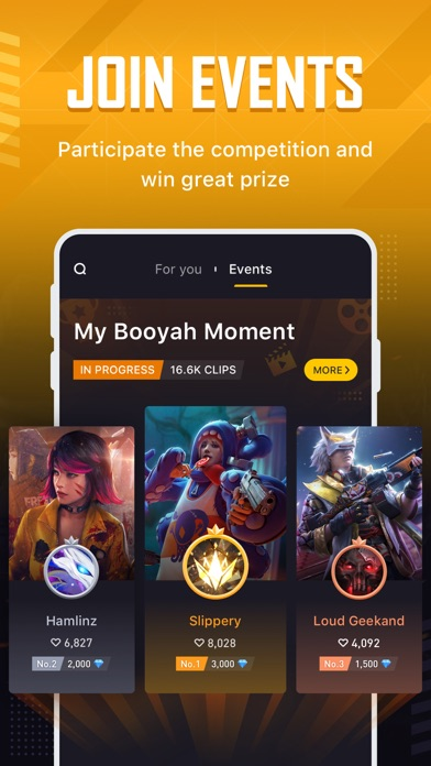Download BOOYAH! Live for Android