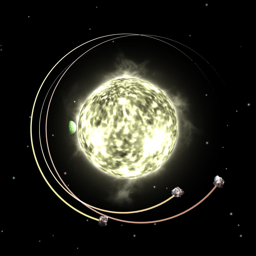 Ícone do app Planet Gravity - SimulateOrbit