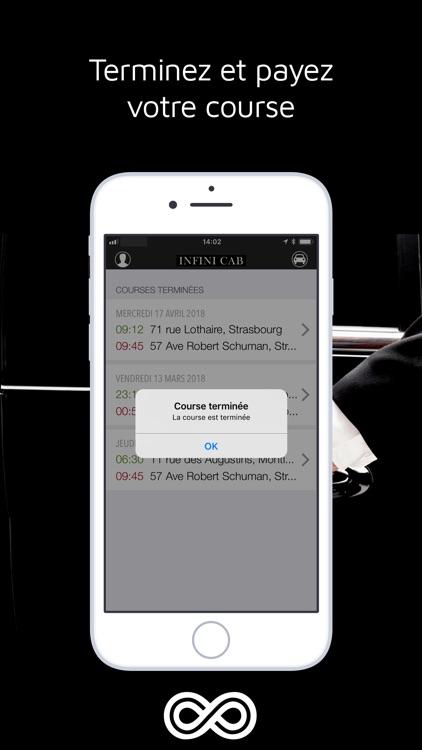INFINI CAB screenshot-4