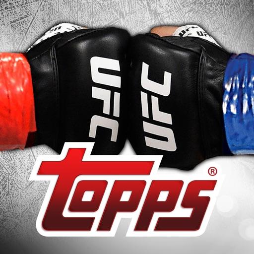 UFC KNOCKOUT: MMA Card Trader application logo