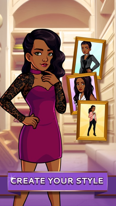 What's Your Story?™ ft Charmed app image