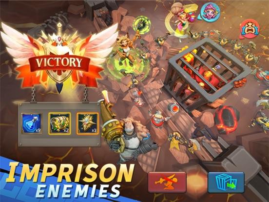 Lords Mobile: Tower Defense iPad app afbeelding 6